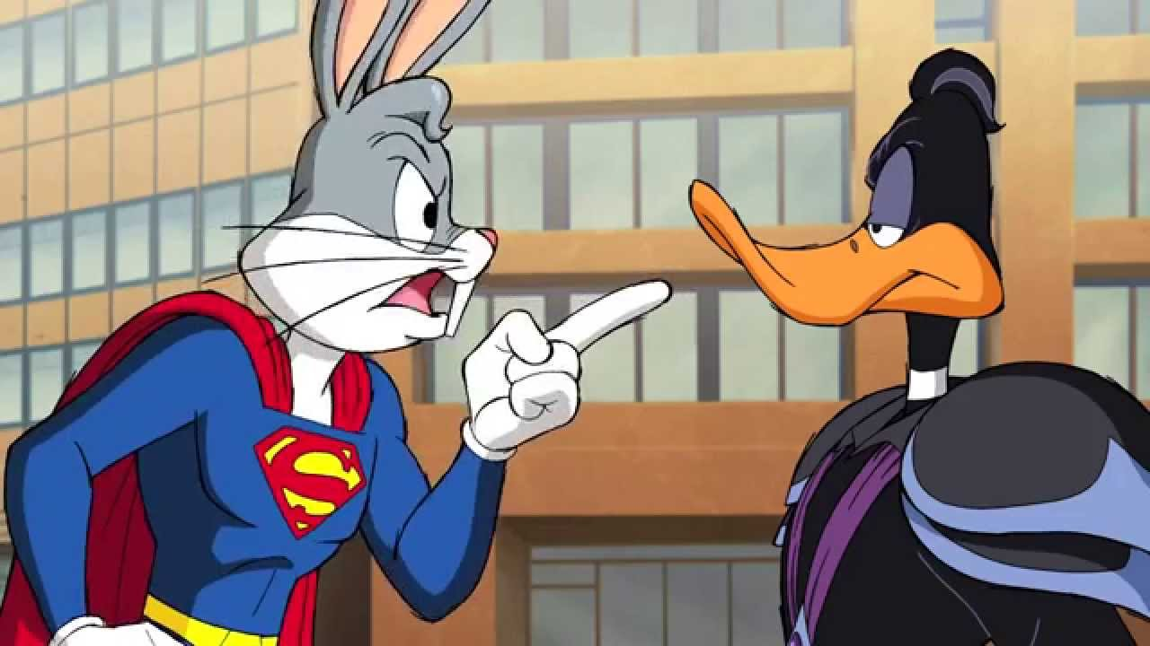 Bugs Bunny is – Super Rabbit