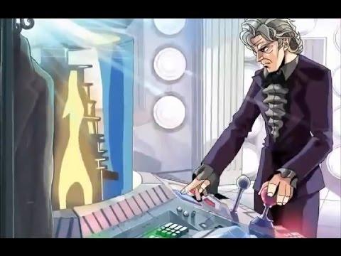 Dr WHO Anime – Amazing