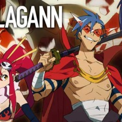 Gurren Lagann – Pierce the Heavens