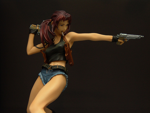 Revy_Action_Figure