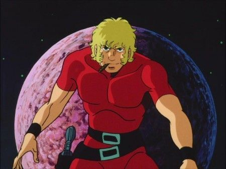 Space Adventure Cobra – Classic Anime