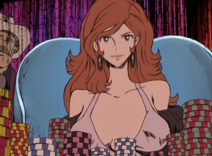 Lupin III – The Woman Called Fujiko Mine