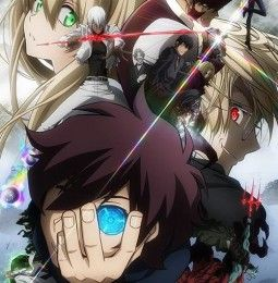 Blood Blockade Battlefront – Anime